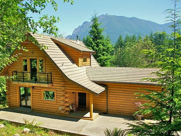 Log cabin repair and Maintenance